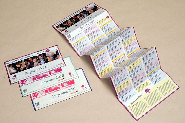 Gestaltung der BNG-Programme seit 2003