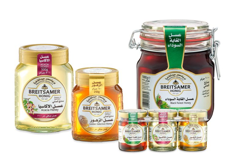 Breitsamer Honig - Fremdsprachenaustattungen