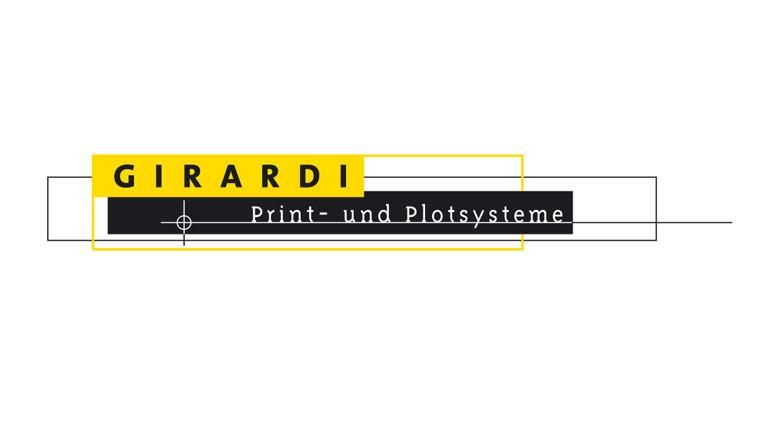 Logo Girardi Print- und Plotsysteme