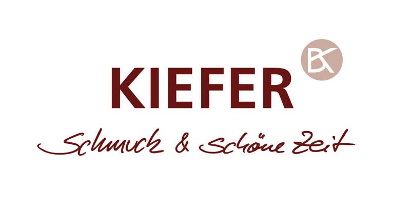Logo Kiefer Schmuck & Schöne Zeit
