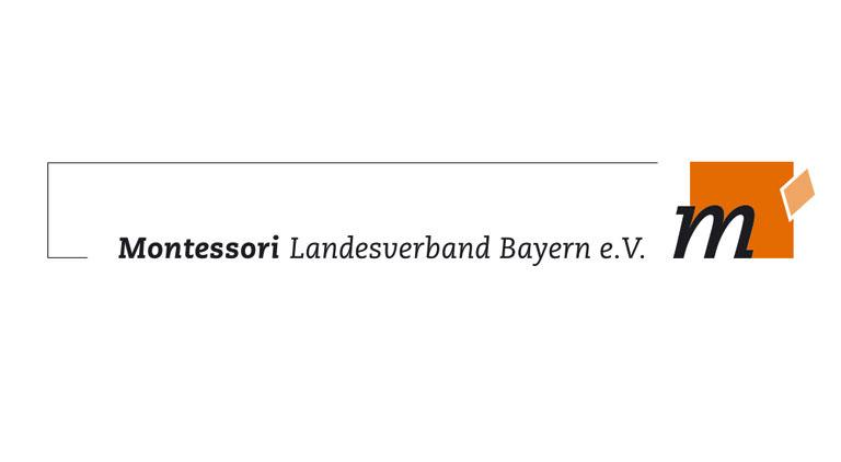 Logo Montessori Landesverband Bayern