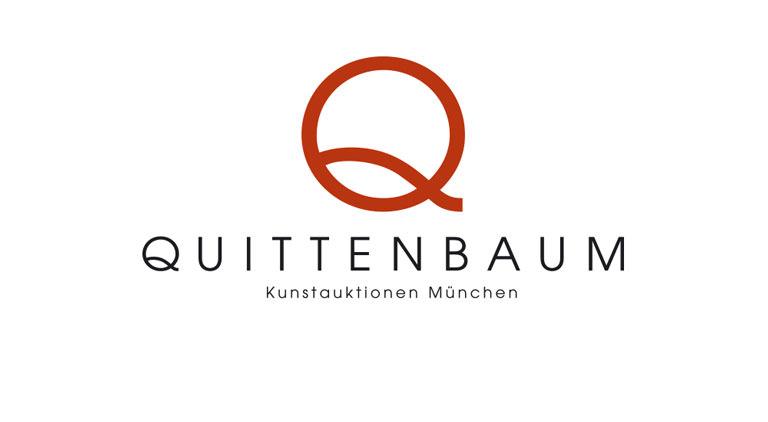 Logo Quittenbaum Kunstauktionen