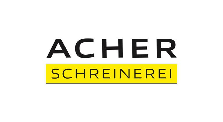 Logo Schreinerei Acher