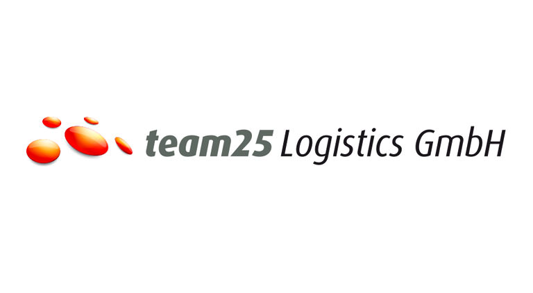 Logo Team 25 Logistics GmbH